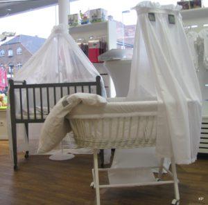 Kinderbett, Wiege